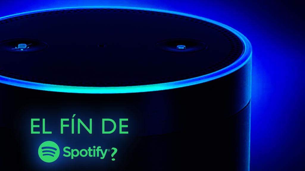 El competidor gratuito de Spotify de Amazon está aquí. Solo pregúntale a Alexa