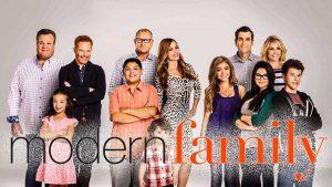 Modern family series Netflix